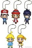 Takara Tomy Pokemon XY&Z Deformed Figure Series mini Keychain Mascot ~1.5