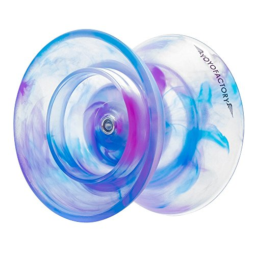 YoYoFactory Offstring Flight Professional YoYo (Color : Galaxy Marble) by YoYoFactory