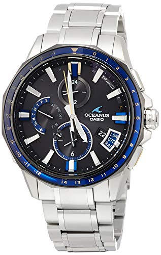 CASIO watches Oceanus Bluetooth-enabled GPS Solar radio OCW-G2000G-1AJF Men's (Japan Domestic genuine products)