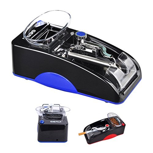 Alicenter(TM) Electric Easy Automatic Cigarette Injector Rolling Machine Tobacco Maker Roller