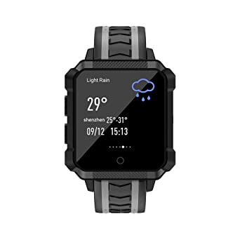 Amazon.com: Anself H7 4G Smart Watch Android Watch Phone ...