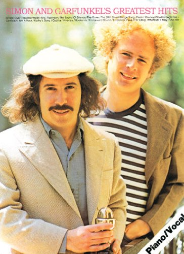 Simon and Garfunkel's Greatest Hits (Paul Simon/Simon & (Hits Easy Piano Sheet Music)