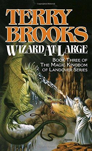 Wizard at Large (Magic Kingdom of Landover, Book - Magic Kingdom Stores At