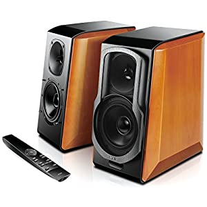 Edifier S2000pro Powered Bluetooth Bookshelf ...