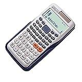 Ginamart Professional Scientific Engineering Calculator Blue 991ES PLUS (Blue/White)