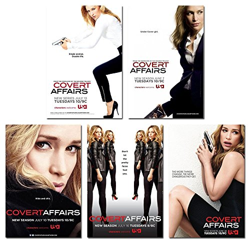 Covert Affairs: The Complete Series by Universal Studios Home Entertainment
