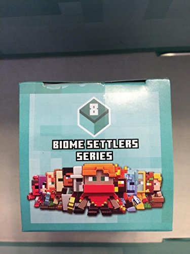 Minecraft Biome Settlers Series 8 Blind Box