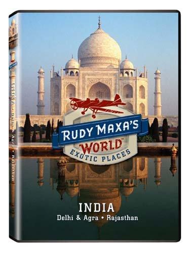 Rudy Maxa's World: India (Dvd Rudy Bridges)