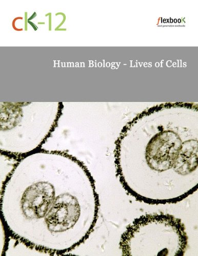 Human Biology Lives CK 12 Foundation ebook product image