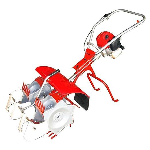 SELCNG Empuje con la Mano Motor de Gasolina cortacéspedes de ...