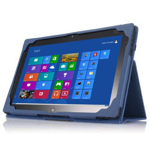 buy online 4f080 4664f MoKo Slim Cover Case for Lenovo Thinkpad Tablet 2 10.1 Inch - Import ...