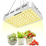 300w LED Grow Light, Upgraded Full Spectrum Reflector-Series Plant Lamp with Heatproof Case for Greenhouse Hydroponic Indoor Plant by Lightimetunel