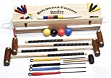 Garden Games Hurlingham Croquet Set (4 player)