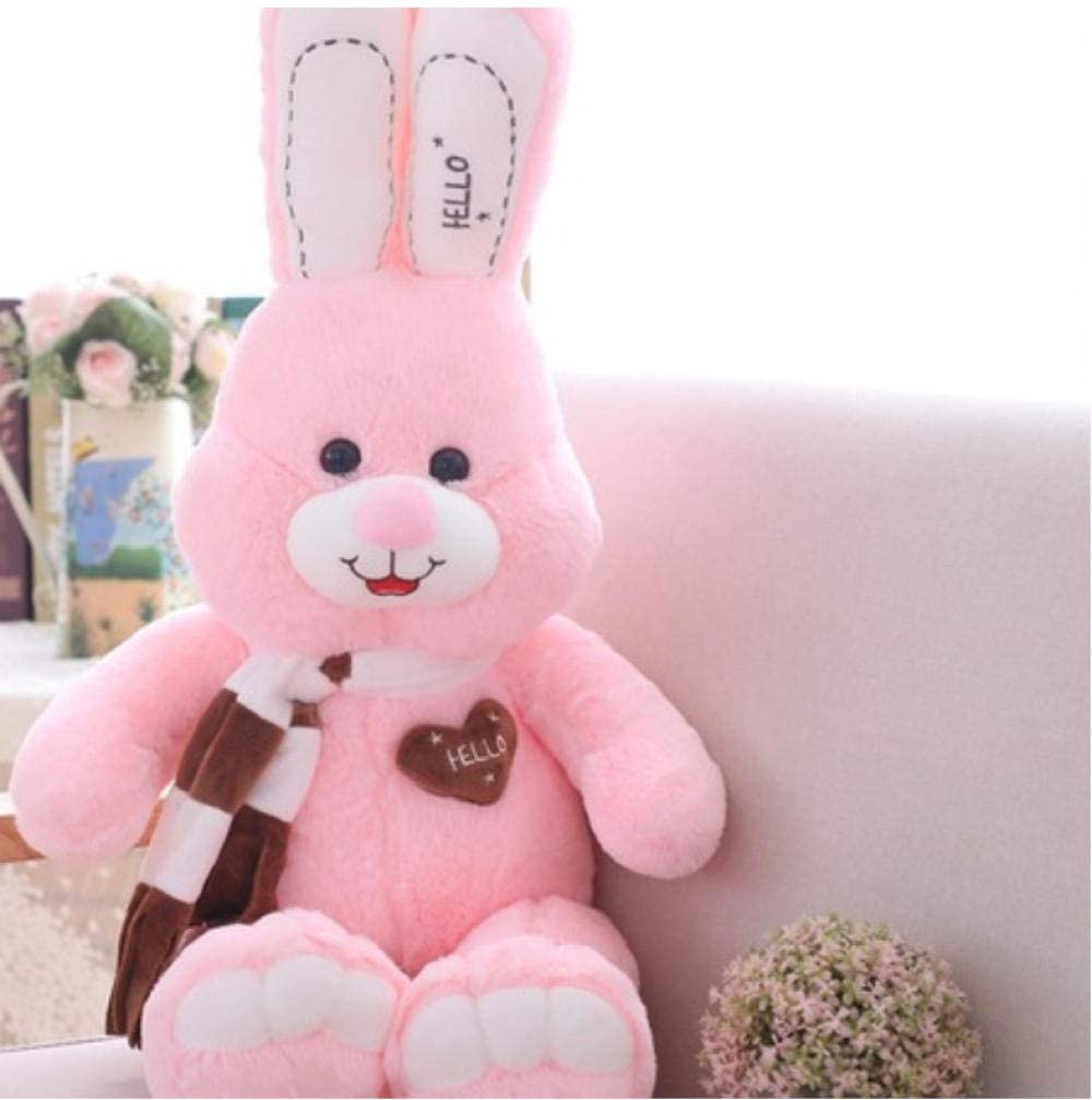 FUYUHAN Lovely Rabbit Plush Toy Soft Bunny Cartone Animato