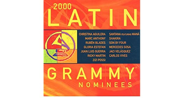 2000 Latin Grammy Nominees: Various Artists: Amazon.es: Música