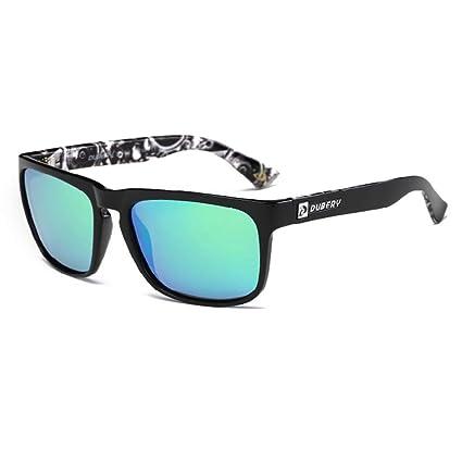 94e95db6f2e ShiningLove Unisex UV400 Square Polarized Sunglasses Chic Street Driving  Cycling Sunshades Vintage Style Sun Glasses 1