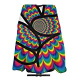 Psychedelic1 Classic Barber Cape Haircut Apron Professional Lightwight Large