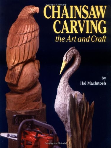 Brand fox chapel publishing chainsaw carving the art
