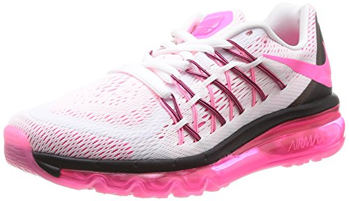 Max Wmns Pow sportive Air Donna Scarpe Pink White 2015 black Nike AwfFZzUqF