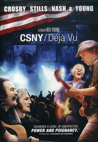 DVD : Mike Cerre - CSNY / Déjà Vu (, Dolby, AC-3, Widescreen)