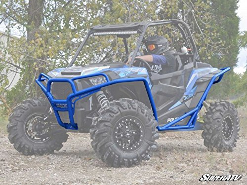 2014-2017 Polaris RZR 1000 Full Protection Kit (Voodoo blue) by Super ATV FP-P-RZR1K-K-16 by SuperATV