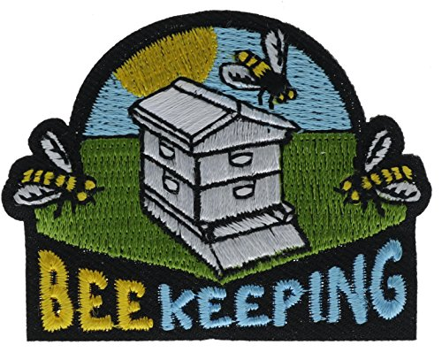 Bee Keeping 2 inch Patch AVAS4830
