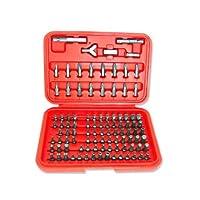 Juego de brocas de seguridad Neiko 10048A Premium, acero cromo vanadio | Kit de 100 piezas