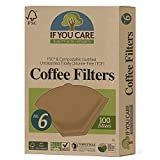 no 6 coffee filter - IF YOU CARE Coffee Filters, No. 6, 100 count
