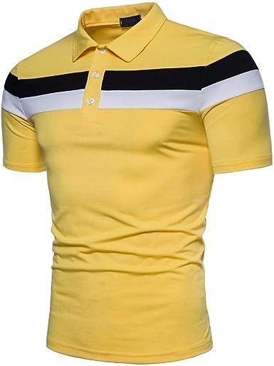 Camisa De Polo para Hombre De Corta De Manga Verano Esencial