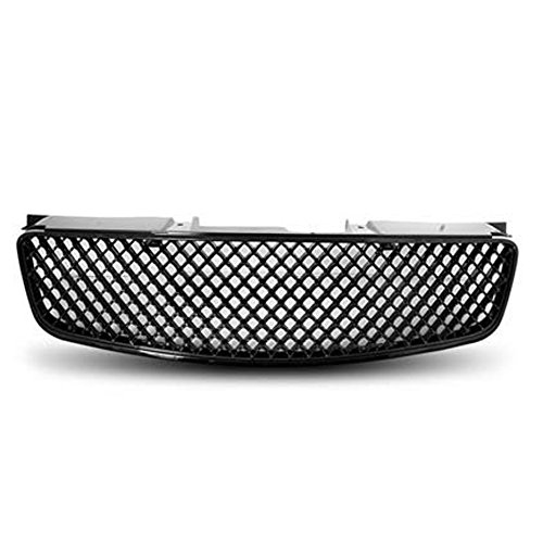 Remix Custom Compatible with Mesh Front Grill Black Fits 2005 2006 Nissan Altima