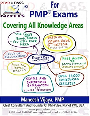 Read And Pass Notes For PMP Exams Based On PMBOK Guide 6th ...