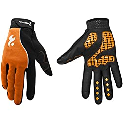 Timeiya 2017 New Product Touch Screen Gloves With Shock-Absorbing Breathable Cycling Gloves Outdoors