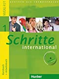 Schritte international. Kursbuch-Arbeitsbuch. Per le Scuole superiori: 1