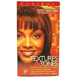 Clairol Textures & Tones Kit #5G Light Golden Brown