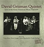 "Relive the magic of this seminal performance by undoubtedly 5 of the greatest acoustic musicians of all time played over 2 nights at their ""home base,"" San Francisco's elite nightspot - The Great American Music Hall. 2 CD set packaged in a cardboard ..."