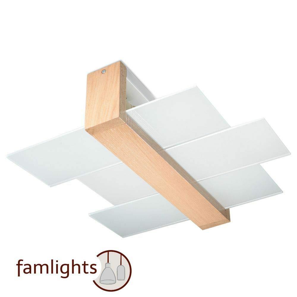 LED edle Decken Leuchten Messingfarben Wohn Schlaf Zimmer Flur Küchen Lampe rund