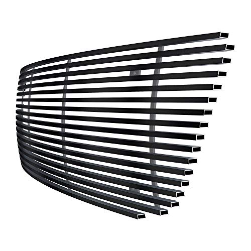 Off Roader Black Stainless Steel eGrille Billet Grille Grill for 99-03 Ford F-150/Lightning/Harley 03 Ford F150 Billet Grille