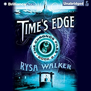 Time's Edge Audiobook