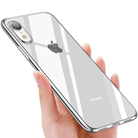 coque transparente slim iphone xr