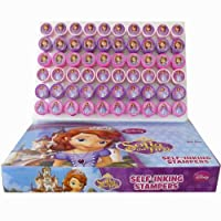 Disney Princess Sofia Stampers Party Favors (20 Stampers)