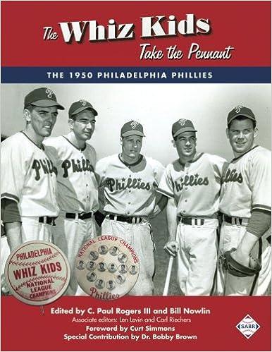 brand new 30f14 c3c6a The Whiz Kids Take the Pennant: The 1950 Philadelphia ...