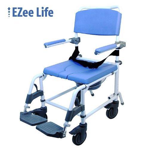 Attendant Shower Transport Chair