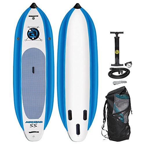 AIRHEAD AHSUP-2 Super Stable Stand Up Paddleboard by Airhead
