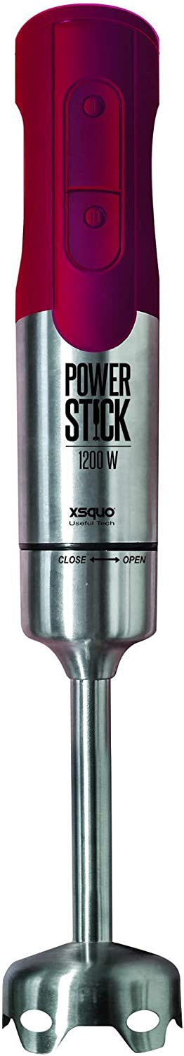 XSQUO Useful Tech Power Stick BATIDORA DE Mano DE Maximo Rendimiento 1200 W