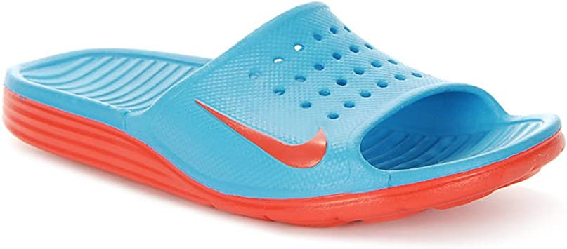 Nike SOLARSOFT SLIDE - Chanclas de baño para hombre, color ...