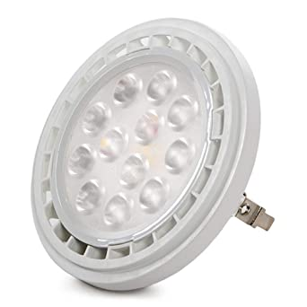Greenice | Bombilla de LEDs AR111 G53 SMD2835 9W 900Lm 30.000H | Blanco Natural