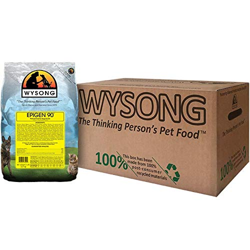 Four- 5 Pound Bags Wysong Epigen 90 Canine Feline Dry Diet Dog Cat Food, Four- 5 Pound Bags