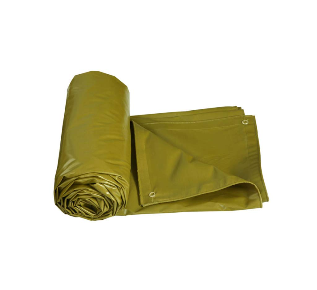 高品質の激安 防水ポンチョ、厚い折りたたみ可能な耐腐食性日焼け止めポンチョ*、イエロー (サイズ B07JW95XKV さいず : 10* 8m) 6*4m B07JW95XKV 6*4m 6*4m, オリエントストア:3e7af984 --- arianechie.dominiotemporario.com