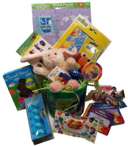 SESAME STREET ~ Filled Easter Basket