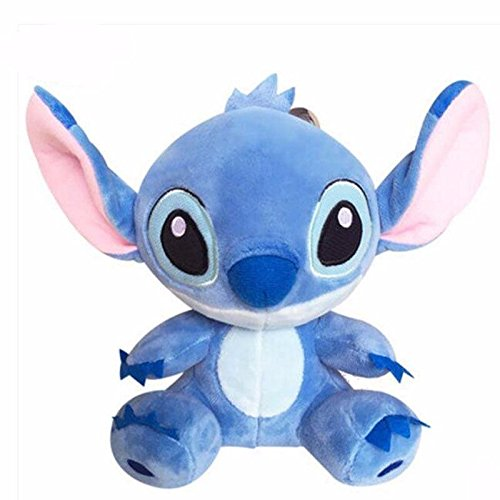 20CM Lilo and Stitch Plush Toy Soft Touch Stuffed Doll Figure Toy Birthday (Bowser Costume Homemade)